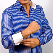 Classic men shirts collection by Phoenix srl, the Italian designer and producer of classic men shirts industry presents the new shirts collection for elegant business men, for people who really care about his great imagine, presentation and excelent look. Our collection included only the most searched fabrics and accessories to build the perfect Classic Men Shirt completely made in Italy. We are an Italian classic shrits manufacturing company looking for worldwide Fashion Distributors in USA, Canada, England, Australia, China, Dubai, Tokyo,...