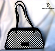 Rita Azzellini offers you an exclusive collection of fine leather fashion handbags, vip chess collection very elegant, prestigious and high qualitative handbags, perfectly well-finished and exclusively hand-made by our experienced italian craftsmen to satisfy all our customers, also the most exacting and sophisticated people.