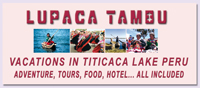 "Your next family trip, your ideal vacations trip in the Incas land will be a great and fantastic adventure in Chucuito Puno, our village, in the heart of the Titicaca Lake...  Vacations as special guest in our Village ""Chucuito Puno"" at the riverlake of Titicaca in Peru... We offer food, tours, adventure, fishing sports,... nature nature and nature.."